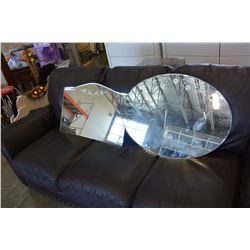 1950S ETCHED MIRRORS