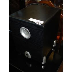 PRECISION ACOUSTICS SUBWOOFER