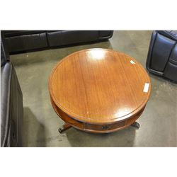 ROUND DUNCAN PHYFFE COFFEE TABLE