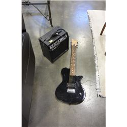 FIRST ACT ELECTRIC GUITAR AND ROCKER AMP