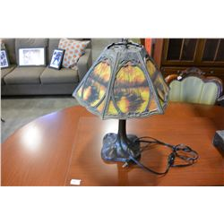 METAL FISH DECOR AND DECORATIVE LAMP