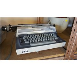 VINTAGE SMITH CORONA ELECTRIC TYPE WRITER