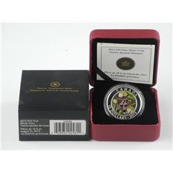 RCM - .9999 Fine Silver $10.00 Coin Twelve Spotted