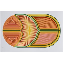 Evelyn Lopez de Guzman, The Scarab, Serigraph