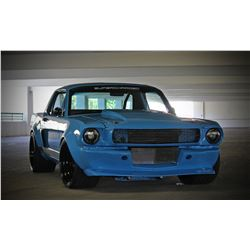 3:00PM SATURDAY FEATURE 1966 FORD MUSTANG PRO TOURING RESTO MOD