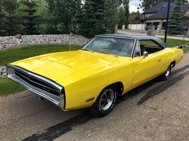 how to build a 1970 dodge charger