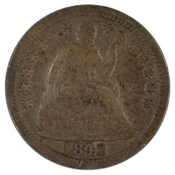 1842-O Liberty Seated Half Dime Coin
