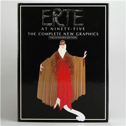 Erte at Ninety-Five by Erte (1892-1990)