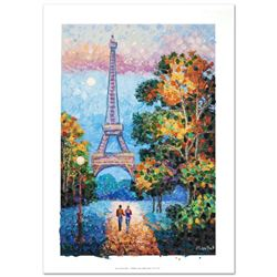 A Walk to the Eiffel Tower by Antanenka, Alexander