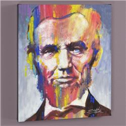 Abe by Fishwick, Stephen