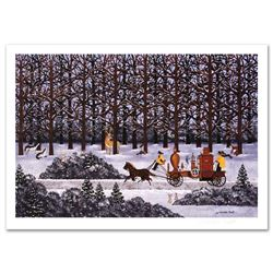 Dashing Through the Snow by Wooster Scott, Jane