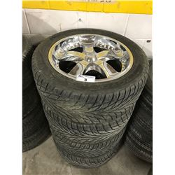 4 TOYO TIRES FOR GM TRUCK 6 STUD 20X10INCH