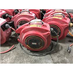 CHAMPION 50FT AIR HOSE AUTO REWINDING REEL