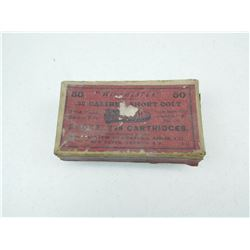 WINCHESTER 32 CAL SHORT COLT AMMO