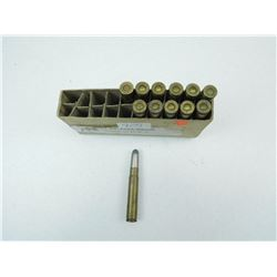 ASSORTED ANTIQUE/ MILITARY AMMO