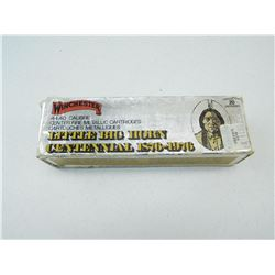 WINCHESTER LITTLE BIG HORN 44-40 AMMO