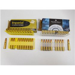 ASSORTED 32 WINCHESTER SPECIAL AMMO