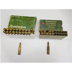 ASSORTED 308 WINCHESTER AMMO