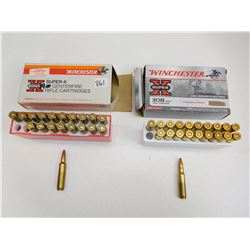 ASSORTED WINCHESTER AMMO