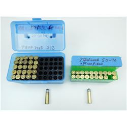 ASSORTED 50-70 AMMO/RELOADS