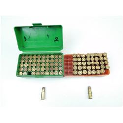 ASSORTED 38-40 AMMO