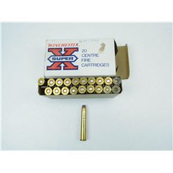ASSORTED 38-55 AMMO