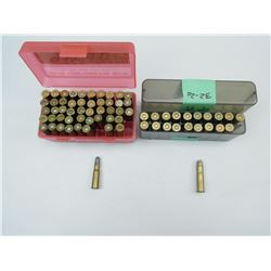 ASSORTED 32-20 & 25-20 AMMO