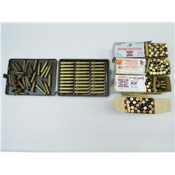 ASSORTED 22 AMMO