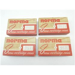 NORMA 257 ROBERTS PRIMED BRASS