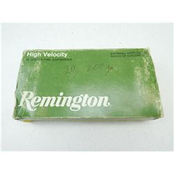REMINGTON 350 REM MAG AMMO