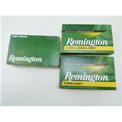 ASSORTED 30-06 SPRINGFIELD AMMO/RELOADS