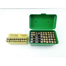 ASSORTED 30-30 RELOADS
