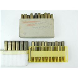 ASSORTED LARGE RIFLE AMMO