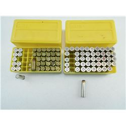 ASSORTED 357 MAG & 38 SPL AMMO