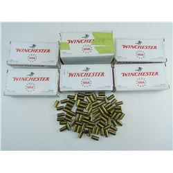 ASSORTED 40 S&W AMMO & BRASS