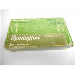 REMINGTON 7MM REM MAG AMMO