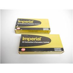 IMPERIAL 30-30 WIN AMMO