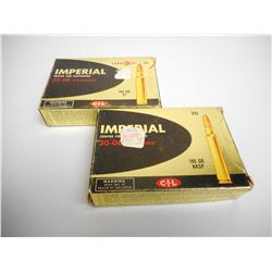 IMPERIAL 30-06 SPRINGFIELD AMMO