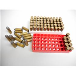 ASSORTED 45 LONG COLT AMMO/RELOADS/PRIMED BRASS