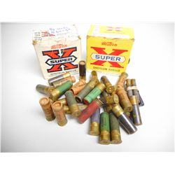 ASSORTED SHOTGUN AMMO