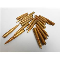 ASSORTED 8MM AMMO