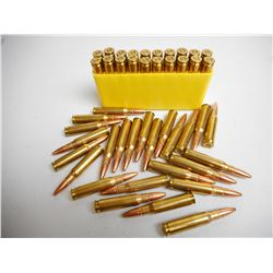 ASSORTED 308 WIN AMMO/RELOADS