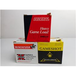 ASSORTED 20 GA AMMO