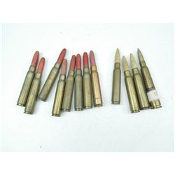 ASSORTED MILITARY & ANTIQUE AMMO