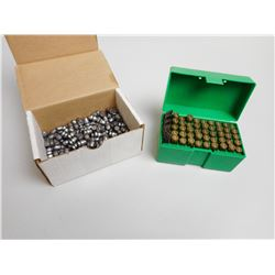 ASSORTED BULLET & BRASS