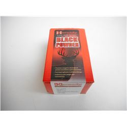 HORNADY BLACK POWDER ROUND BALLS