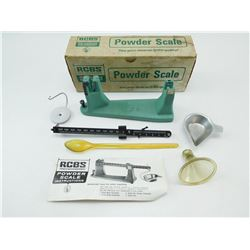 RCBS POWDER SCALE