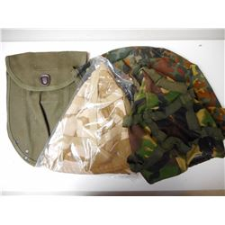 HELMET COVERS & POUCH