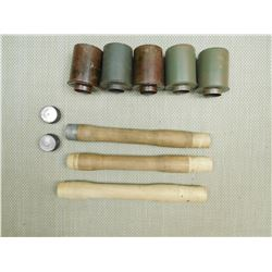 GERMAN STICK GRENADES