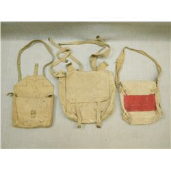 CANADIAN WWII MILITARY BAGS